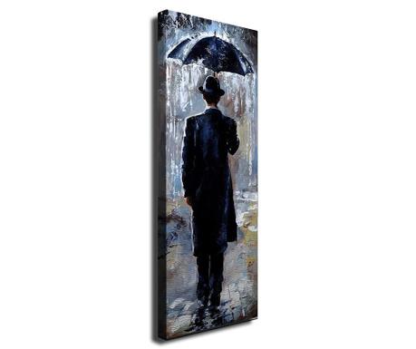 Obraz Man 30x80 cm