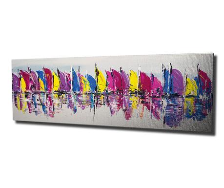 Obraz Water 30x80 cm