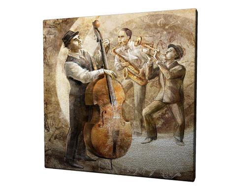 Obraz Music 45x45 cm