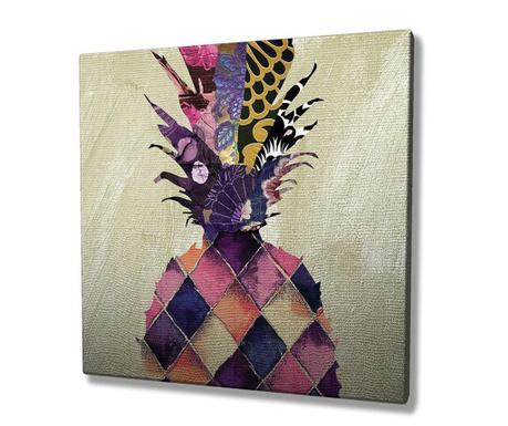 Obraz Pineapple 45x45 cm