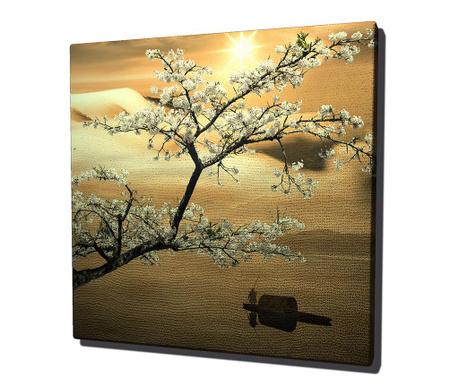 Obraz Fishing 45x45 cm