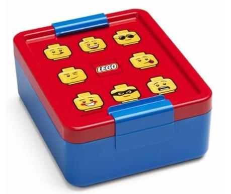 Lego Classic Boy Blue Uzsonnás doboz