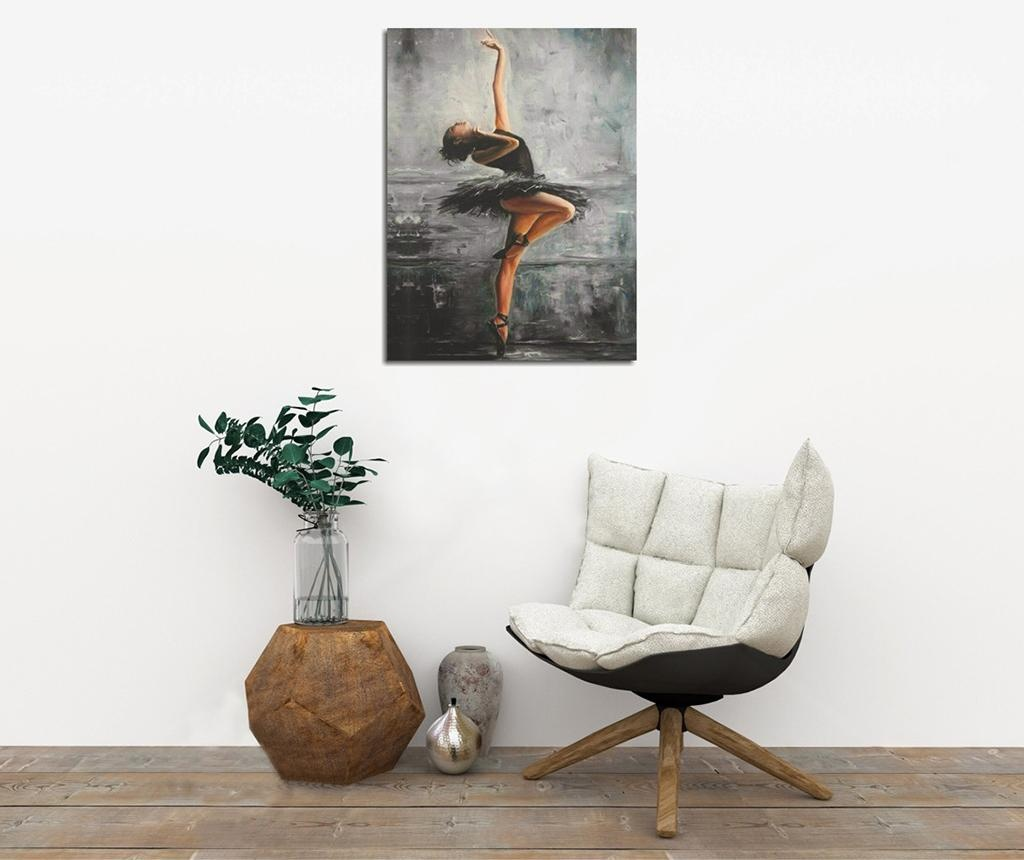 Tablou Swan 30x40 cm