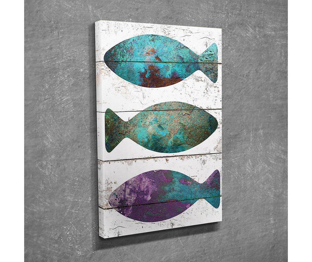 Slika Fish 30x40 cm