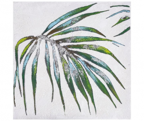 Slika Palm Leaf 30x30 cm