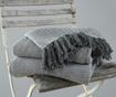 Patura Como Grey 228x254 cm