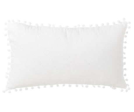 Poduszka dekoracyjna Tassel Pure 30x50 cm