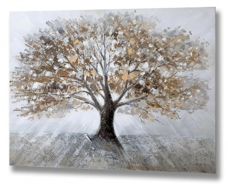 Slika Winter Tree 90x120 cm