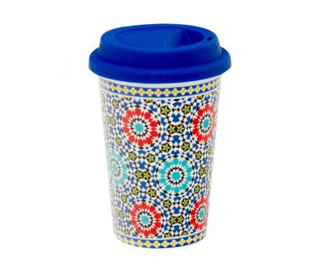 Morocco Utazó bögre 380 ml