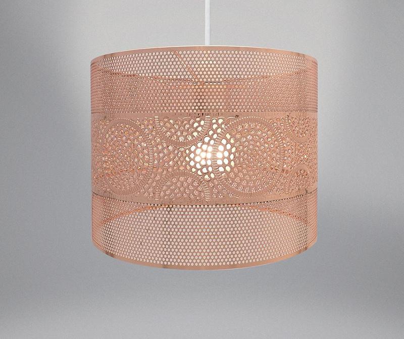 Абажур Larkyn Copper