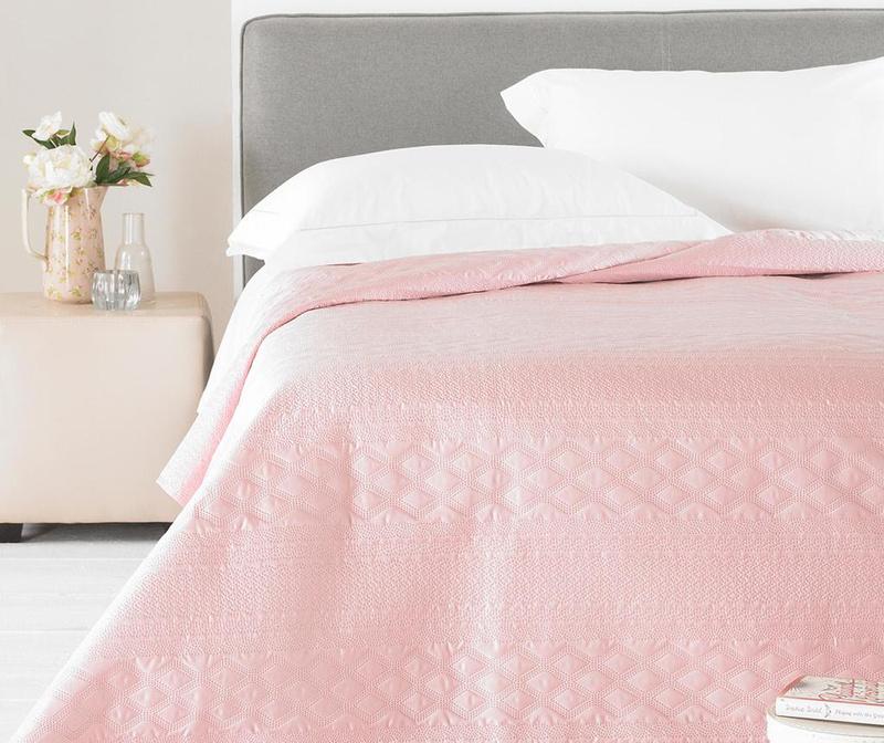 Кувертюра Zaza Pink 240x260 см
