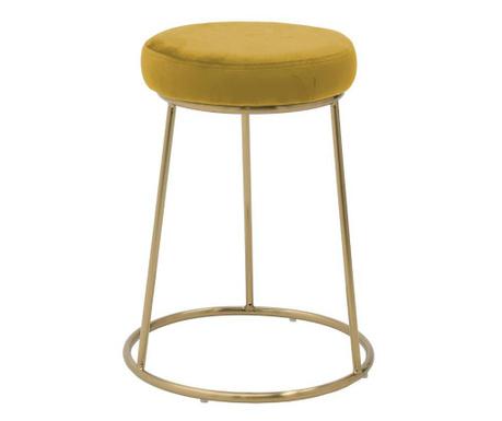 Krzesło Emery Mustard