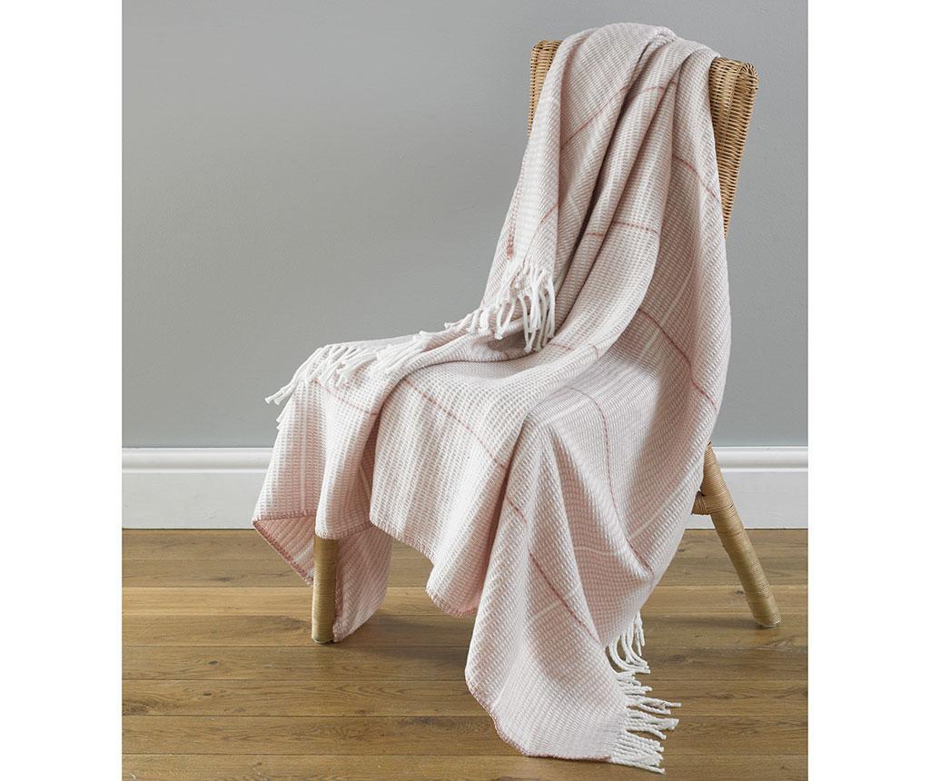 Pokrivač Modena Pink 130x170 cm