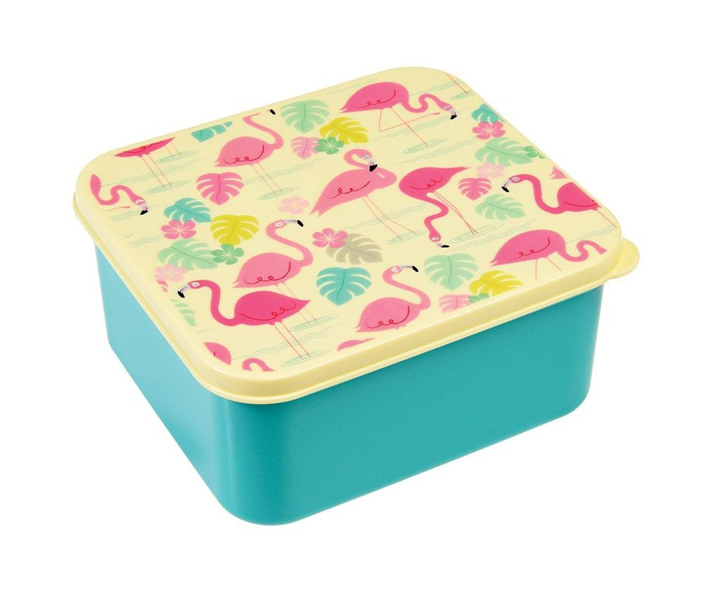 Flamingo Uzsonnás doboz