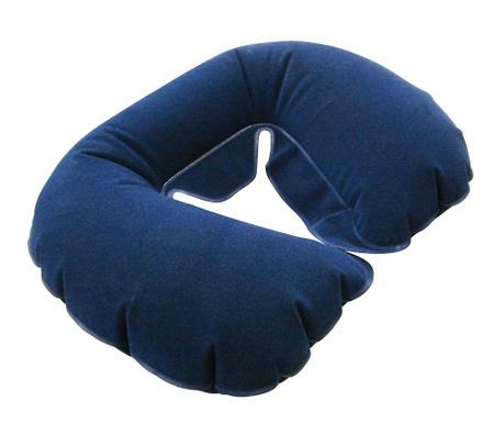 Nadmuchiwana poduszka podróżna Bitt Blue