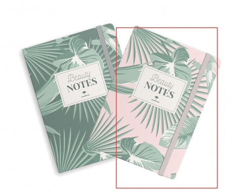 Notes Beauty Pink