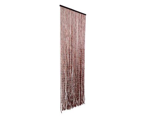 Záclona na dveře Burdeos 90x200 cm
