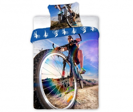 Σετ κλινοσκεπάσματα Single Ranforce Bike