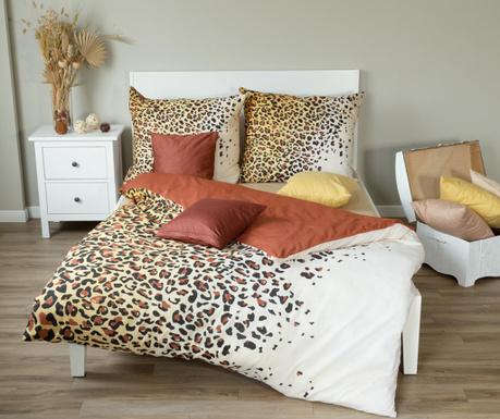 Σετ κλινοσκεπάσματα Μονό Extra Supreme Ranforce Cheetah Pattern