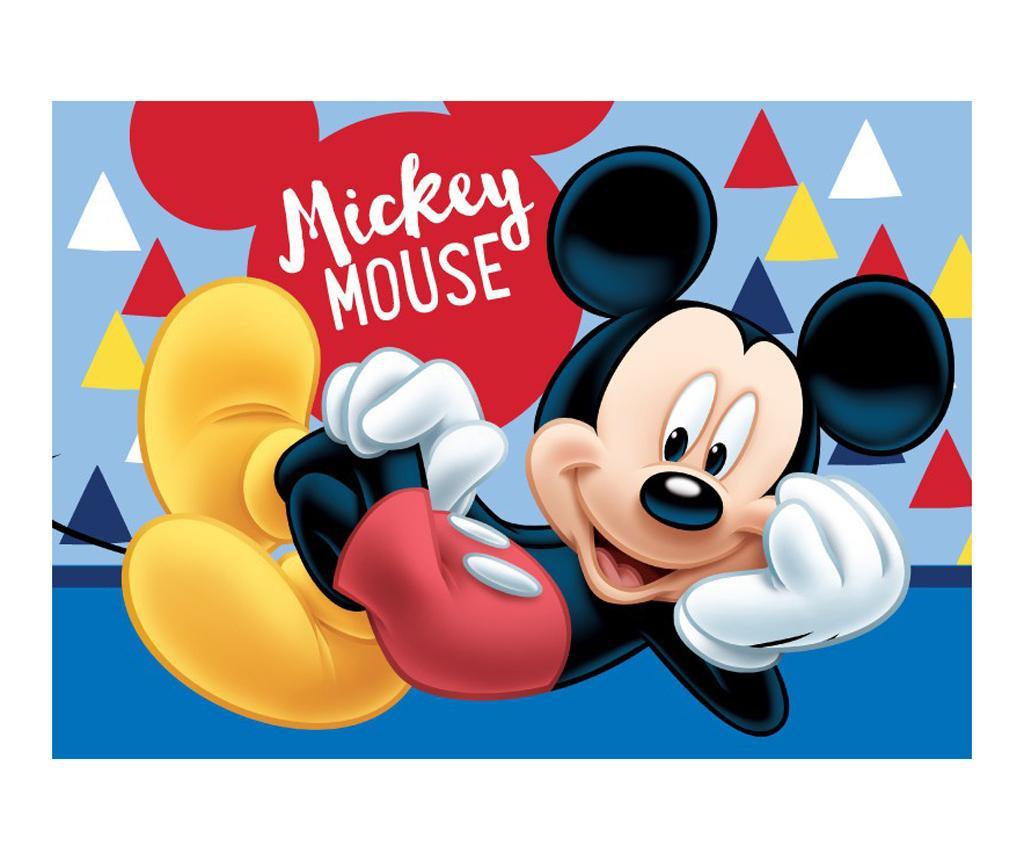 Kopalniška preproga Mickey Mouse 40x60 cm