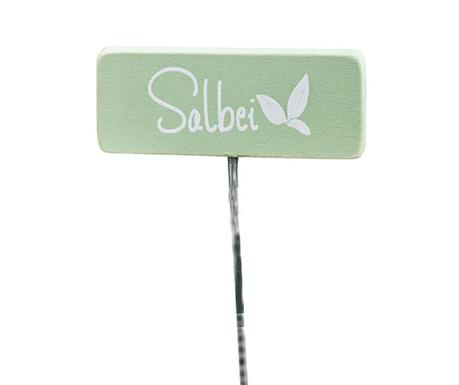 Oznaka za rastline Salbei