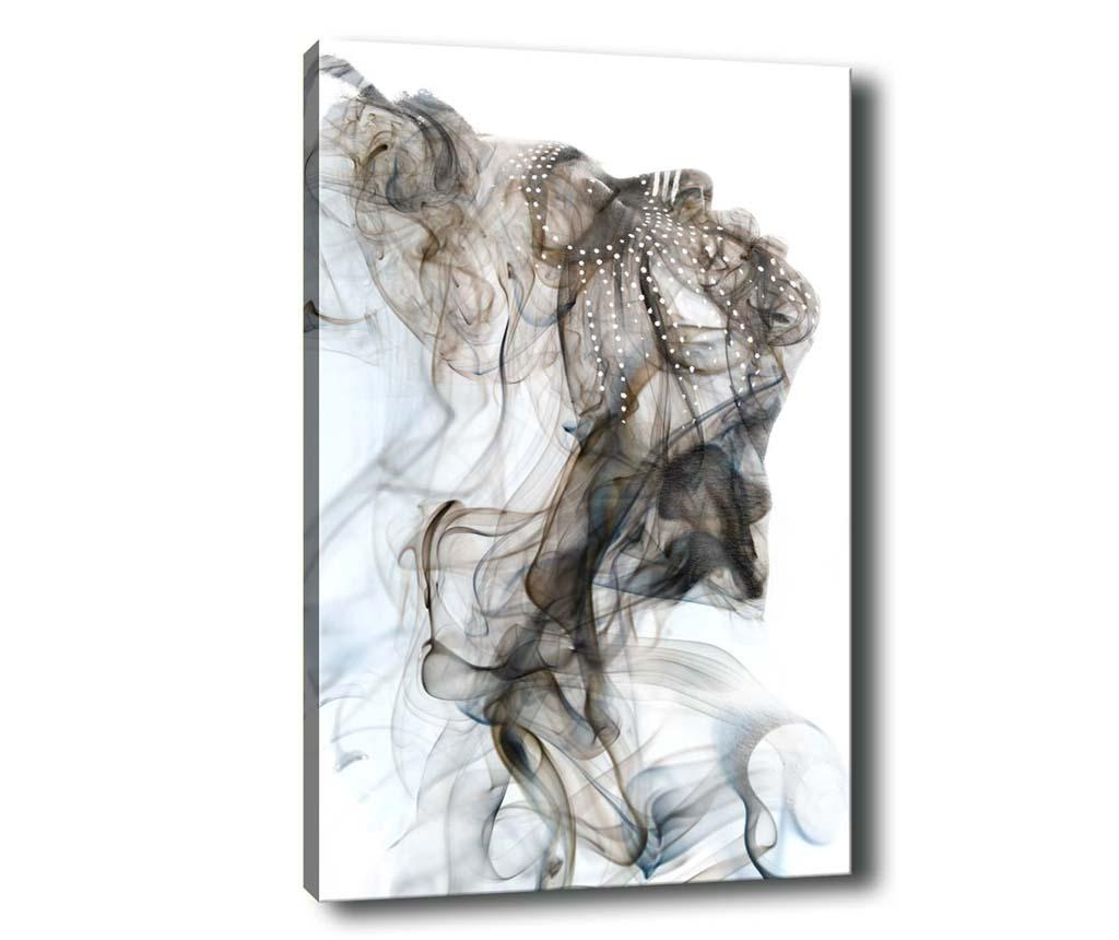 Slika Smoke 70x100 cm