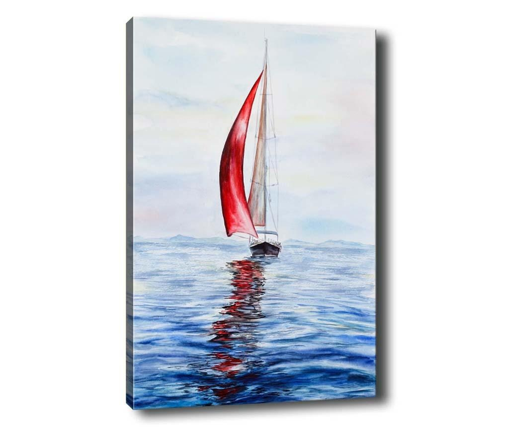 Sailing Kép 50x70 cm