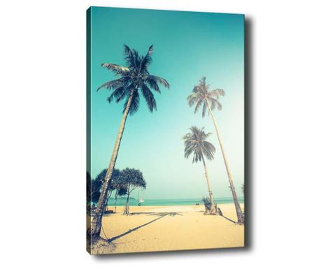 Πίνακας Beach 50x70 cm