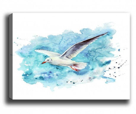 Slika Seagull 50x70 cm