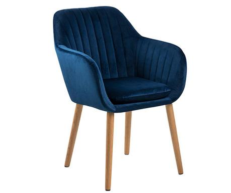 Židle Emilia Dark Blue
