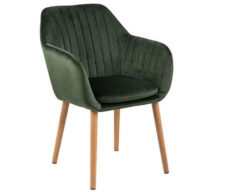 Židle Emilia Forest Green