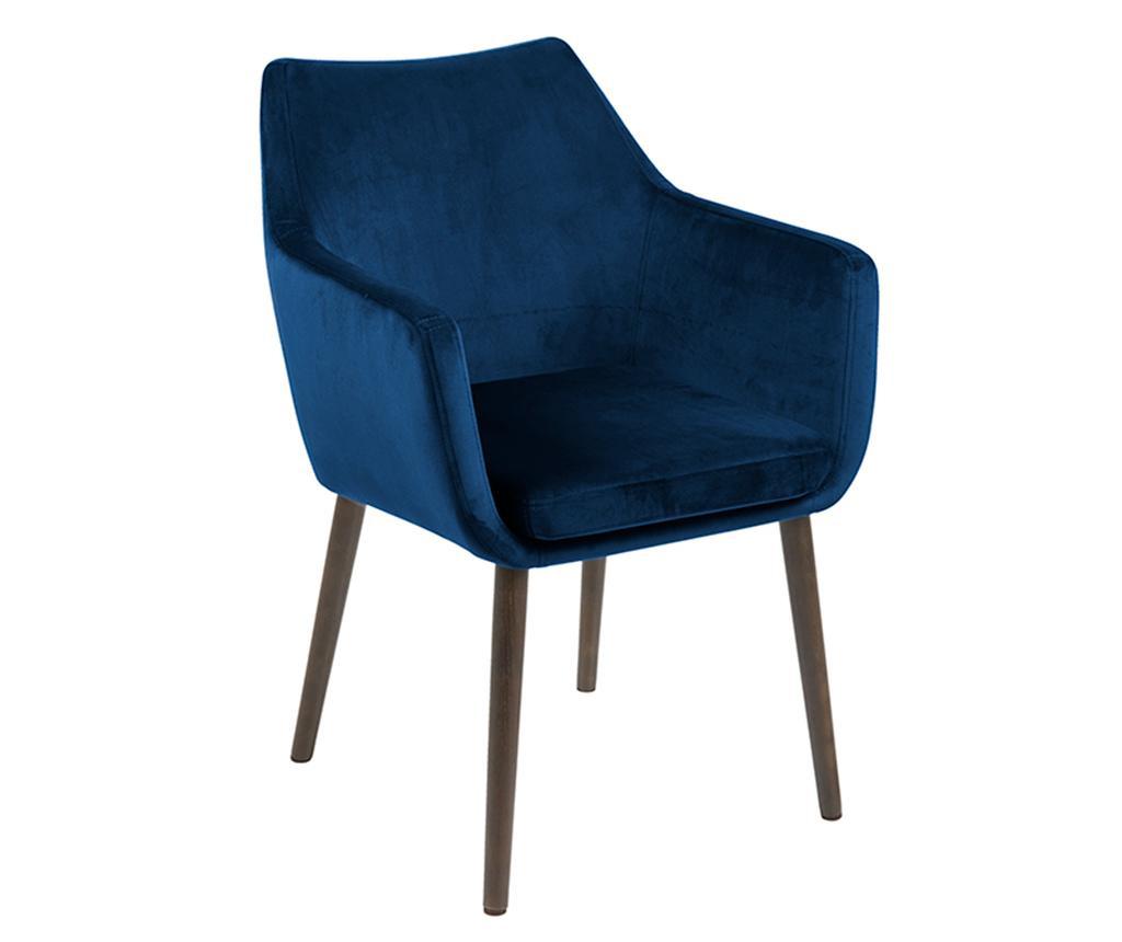 Stolica Nora Dark Blue