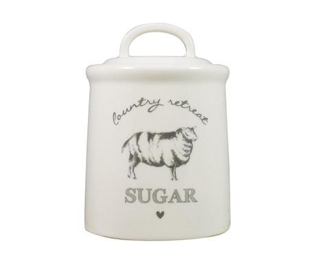 Nádoba s  víkem na cukr Country Retreat
