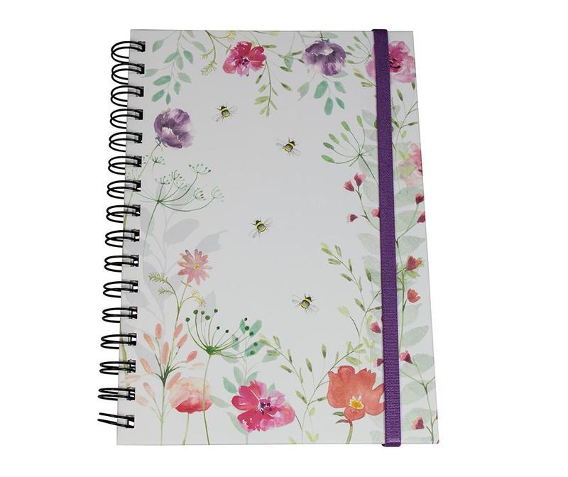Bilježnica sa spiralom In Bloom