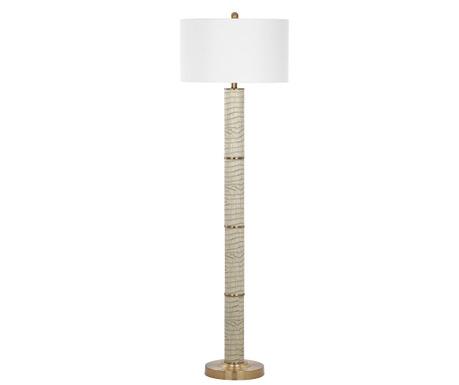 Podlahová lampa Mason Cream
