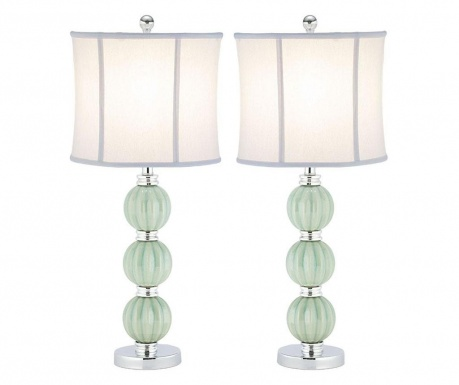 Sada 2 lampy Briana