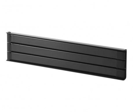 Suport magnetic pentru prosoape de bucatarie Tower Black