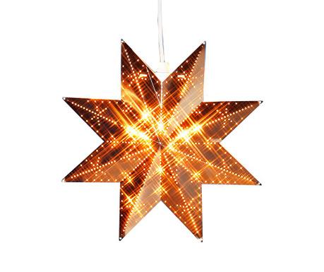 Светеща декорация Copper Star