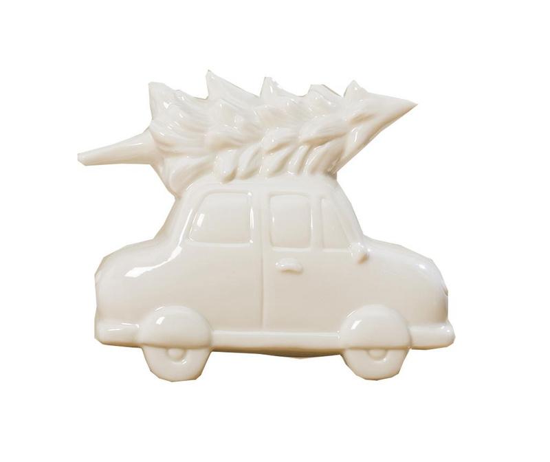 Decoratiune Santas Car