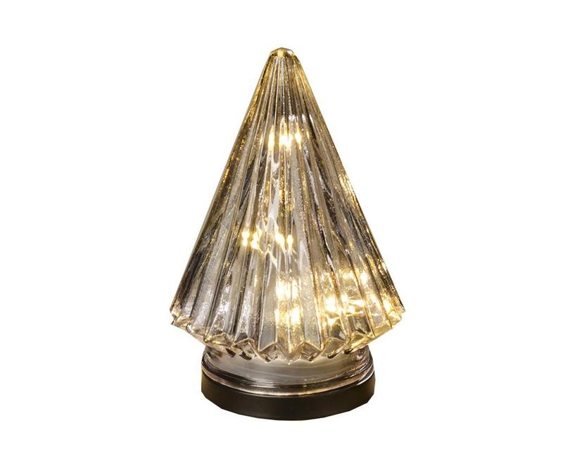 Decoratiune luminoasa Glitzy Clear