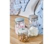 Farmers Kitchen White Befőttesüveg fedővel 500 ml