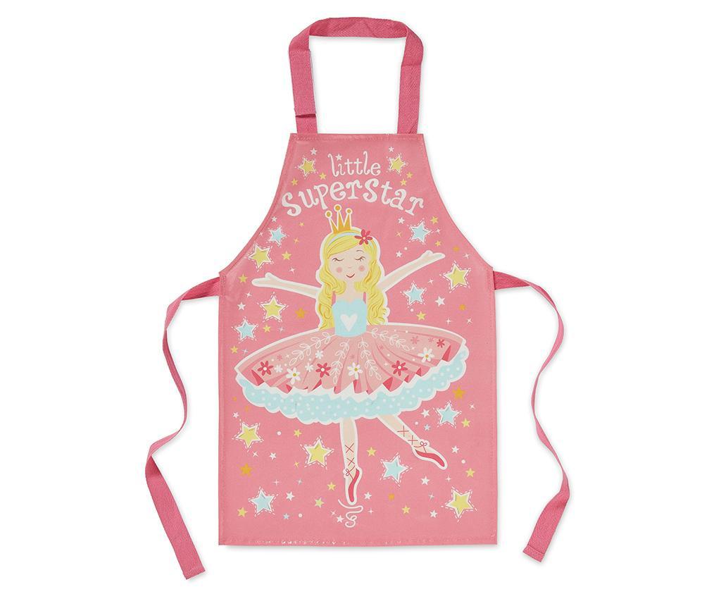 Dětská kuchyňská zástěra Little Superstar 2-4 r.