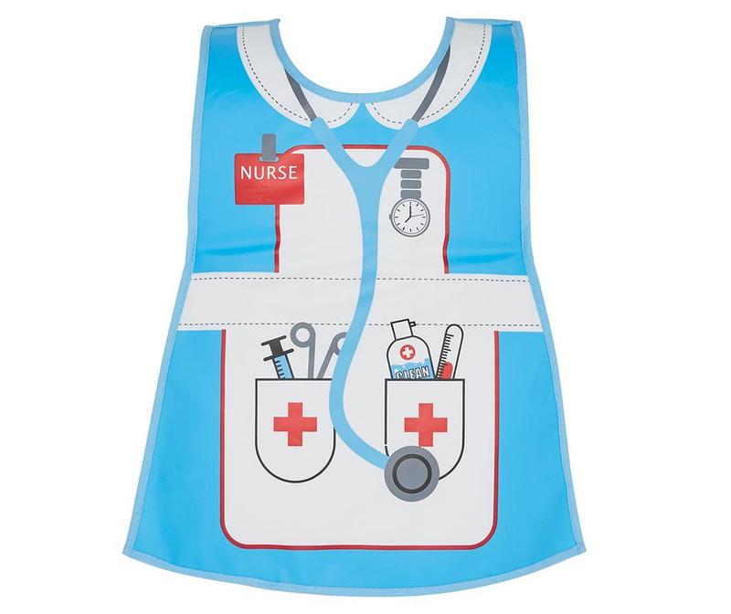 Dječja kuharska tunika Nurse 2-4 god.