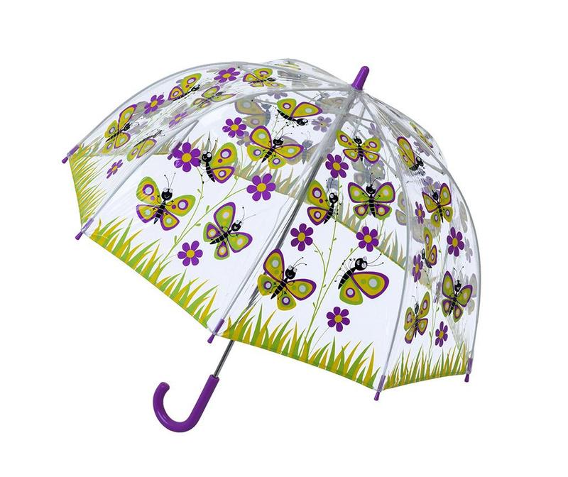 Otroški dežnik Butterfly