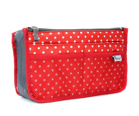 Organizér do tašky Chelsy Red