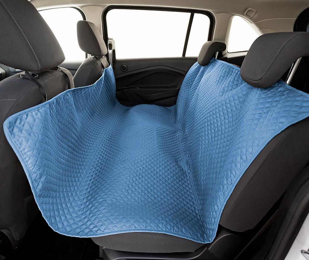 Oslo Blue Autós üléshuzat házikedvenceknek 130x150 cm