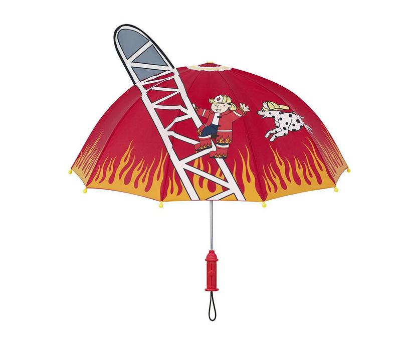 Dětský deštník Fireman