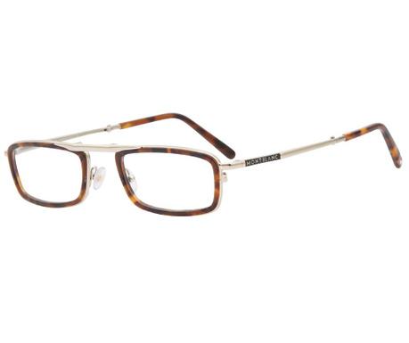 Ochelari de soare barbati Montblanc Transparent
