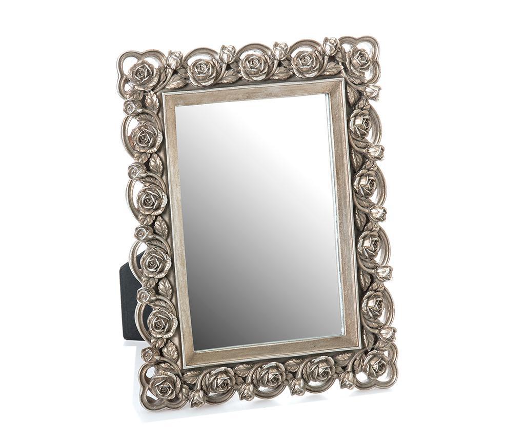 Oglinda de masa Lottie Silver