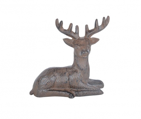 Decoratiune Resting Deer